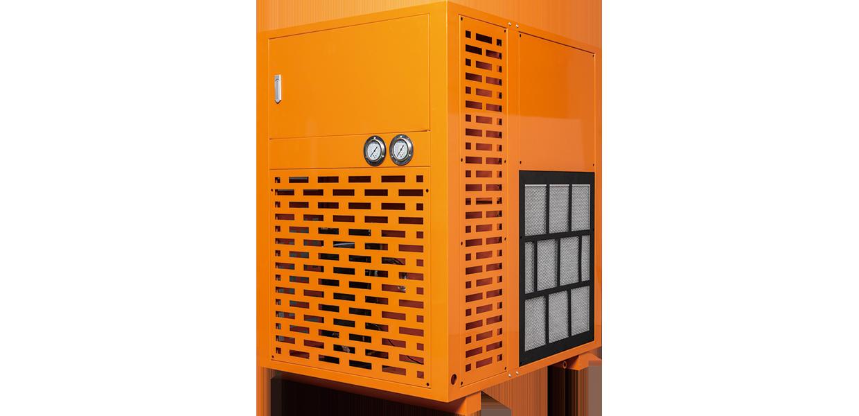 65公斤每小时高温型克莱美特衣物烘干机