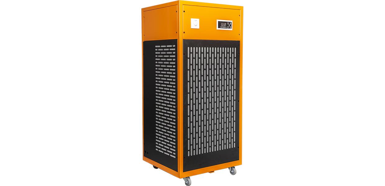 克莱美特商用热泵衣物烘干机80公斤每小时